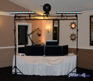 Sharon and Steve's wedding at Traditions at the Links, East Syracuse, NY - DJ Peter Naughton - November 2018