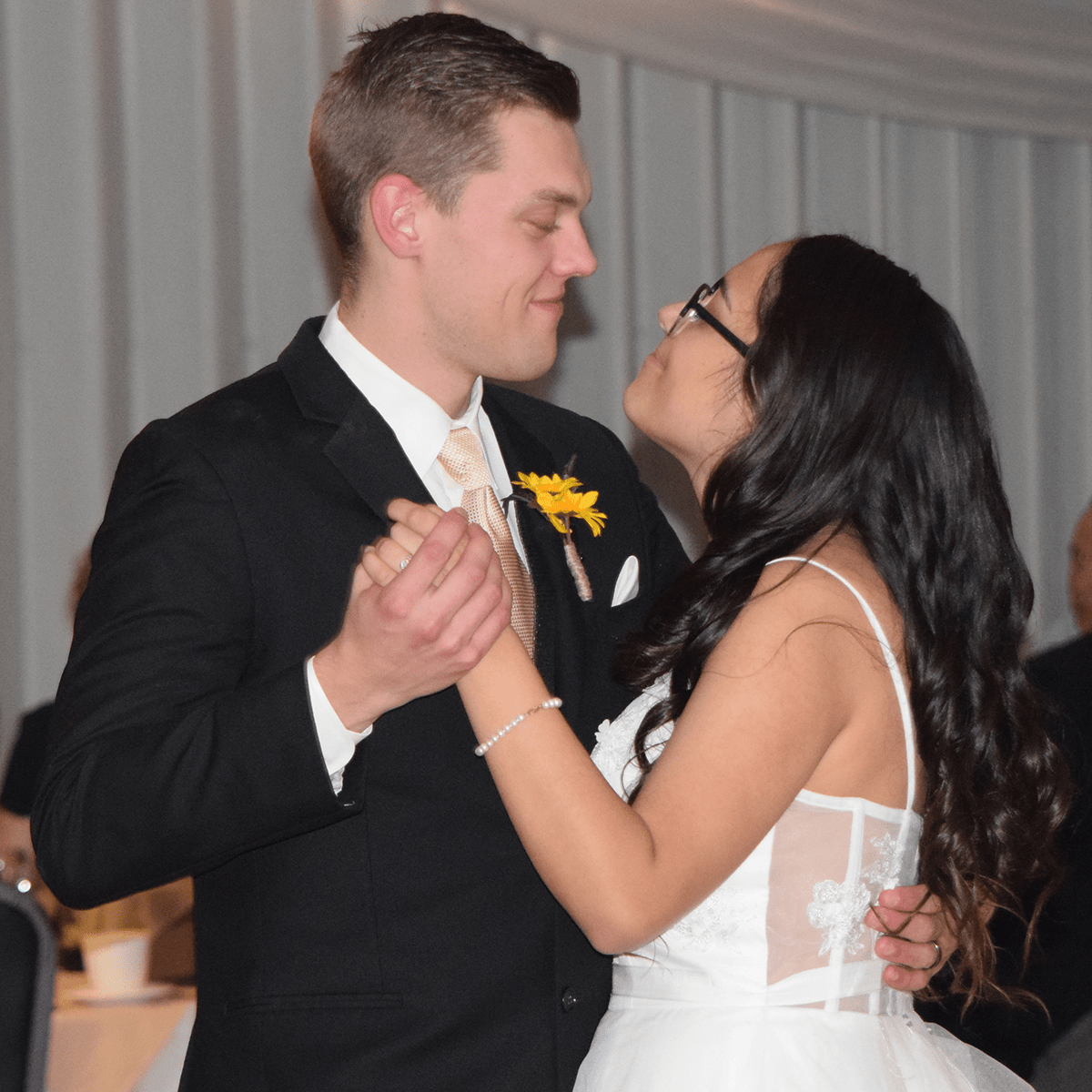 Wedding: Ke'haulani and Zachary at Hart's Hill Inn, Whitesboro, 10/12/19