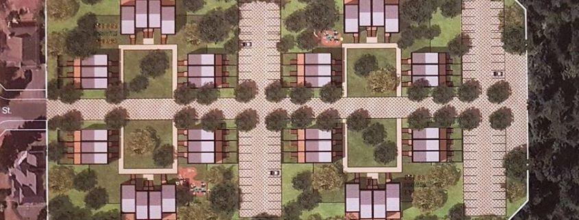 Small Homes Concept - Single Family Duplexes