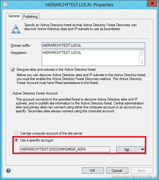 Client Push Installation – More than just ConfigMgr