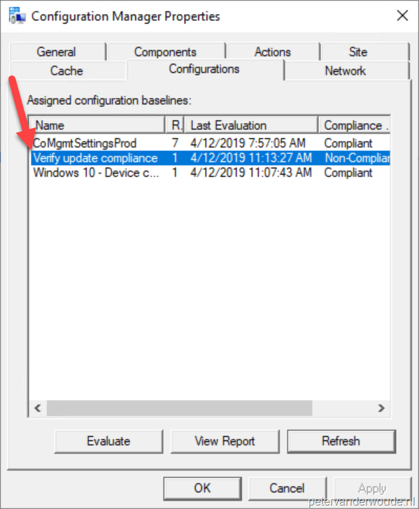 Configuration Baseline – More than just ConfigMgr