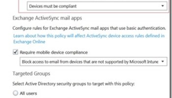Windows Store for Business synchronized with ConfigMgr