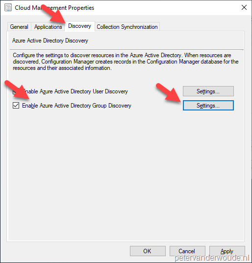 Another new discovery method: Meet the Azure Active