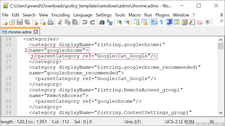 Deep dive ingesting third-party ADMX-files – More than just
