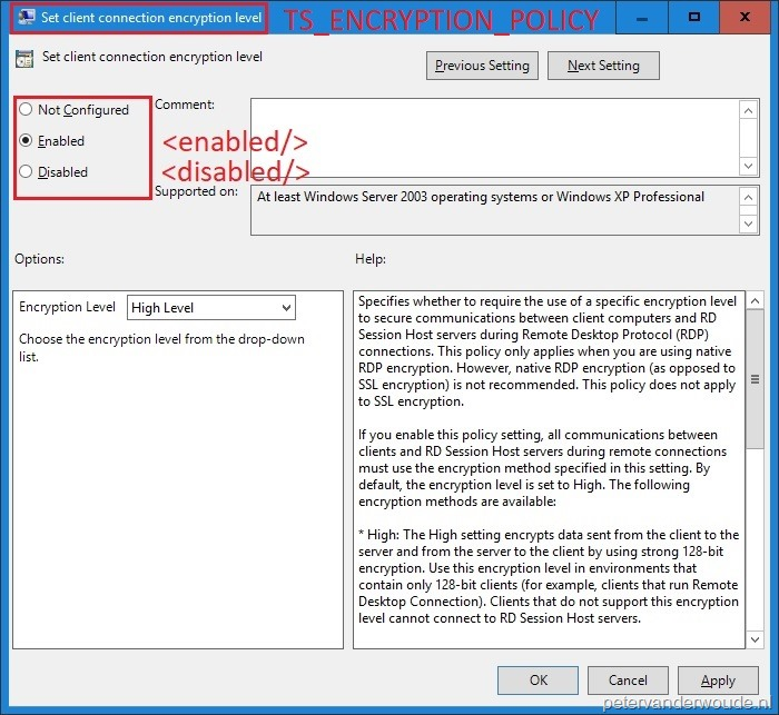 Deep dive configuring Windows 10 ADMX-backed policies – More than