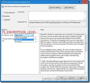 GPO_SetClientConnectionEncryptionLevel_2