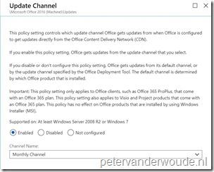OfficeUpdates-UpdateChannel