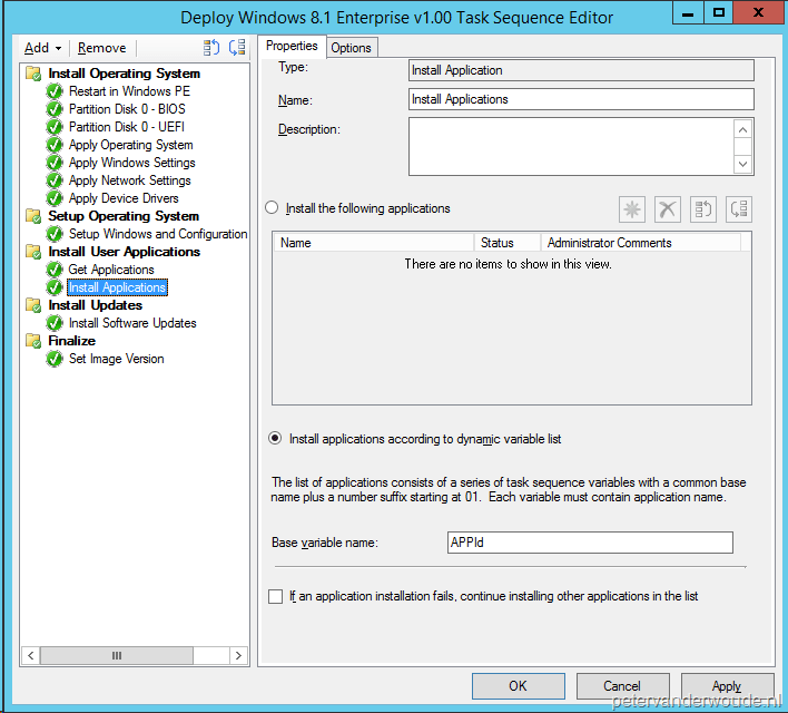 Applications – More than just ConfigMgr
