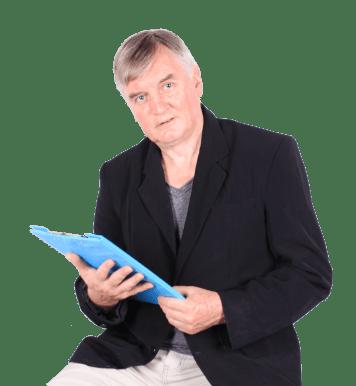 Peter Zapfella therapist