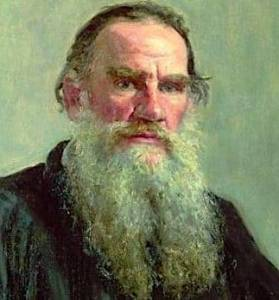 Leo-Tolstoy. Welcome A Meaning In Life min
