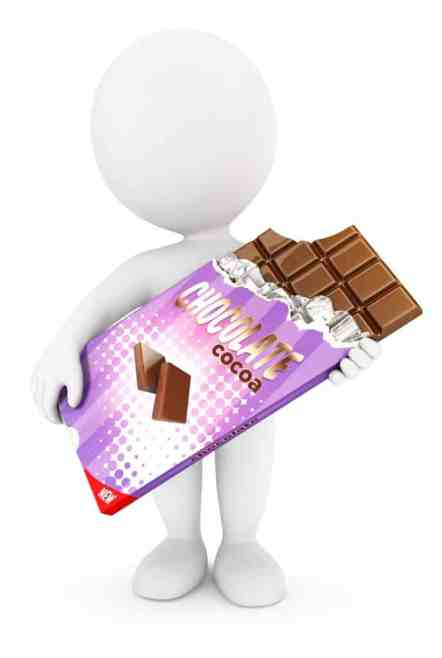 QUIT CHOCOLATE DEPENDENCY min