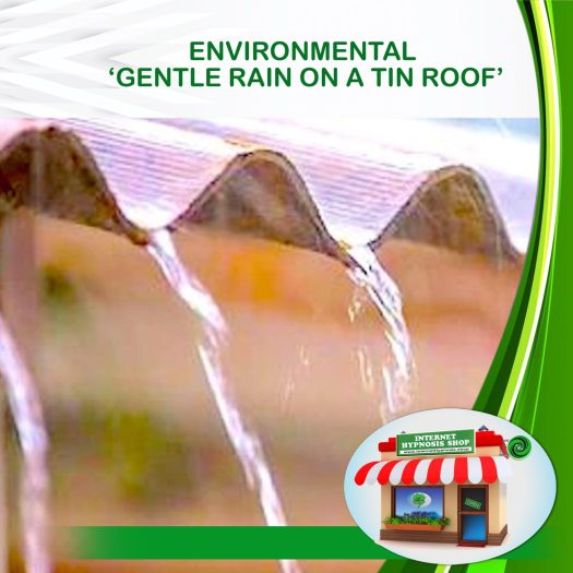 Foreground Variants ENVIRONMENTAL 'GENTLE RAIN ON A TIN ROOF''-min