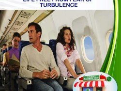 WELCOME LIFE FREE FROM FEAR OF TURBULENCE CLASSIC