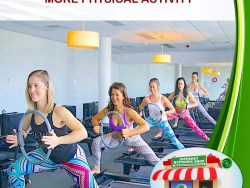 WELCOME MORE PHYSICAL ACTIVITY CLASSIC