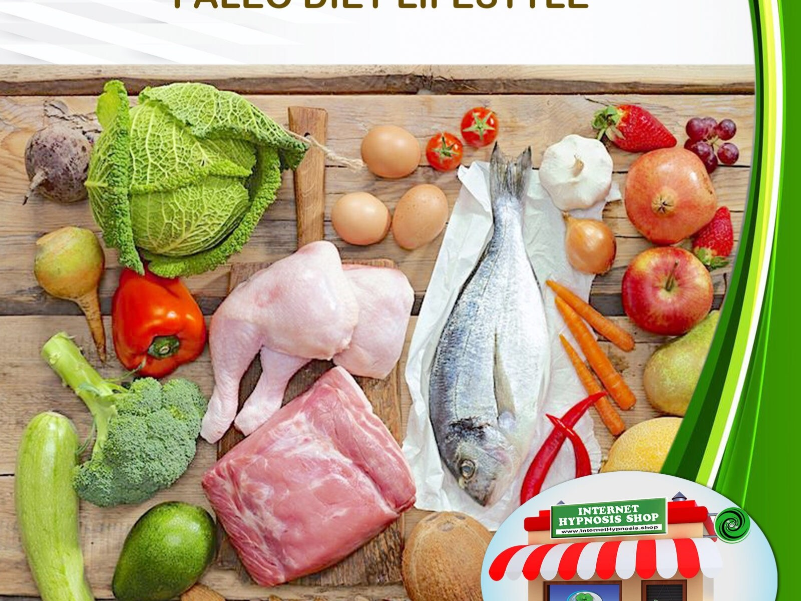 WELCOME A PALEO DIET LIFESTYLE CLASSIC