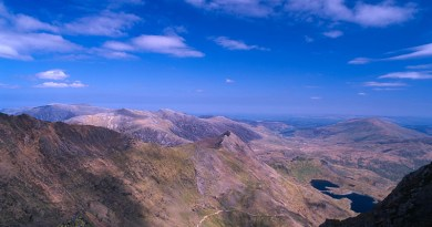 View from Snowdon Mountain (4)
