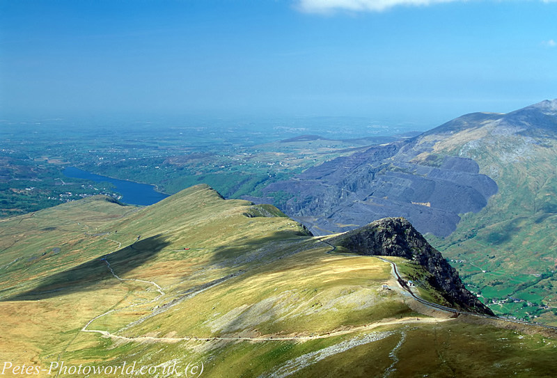 View from Snowdon Mountain (5)