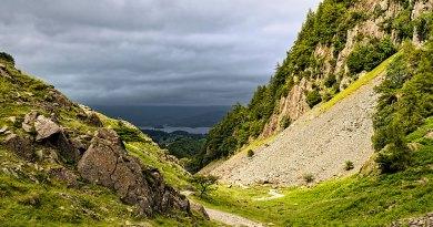 Path to Derwentwater