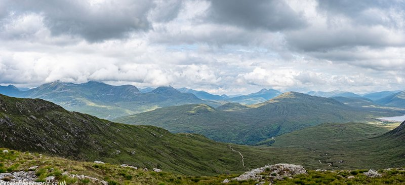 The West Highland way to Kinlochleven