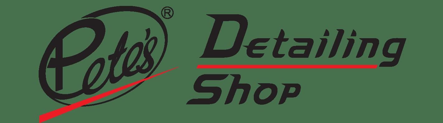 Petes Detailing Shop