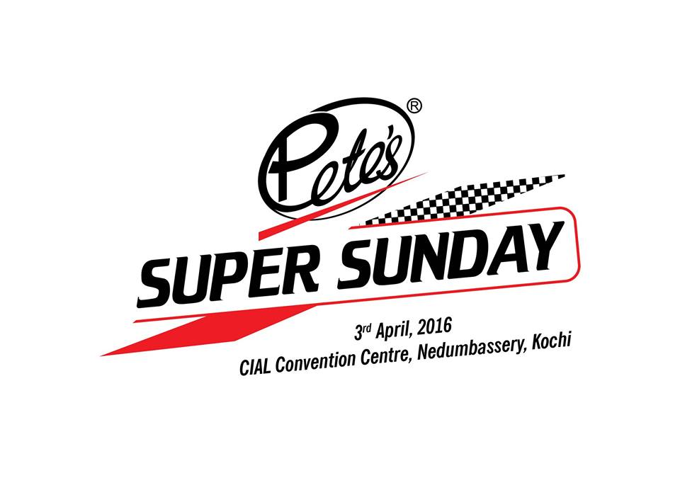 Biggest is Back. Petes Super Sunday this time at the CIAL Convention center
