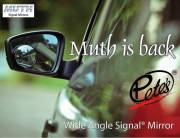 Muth Mirrors are back in stock.