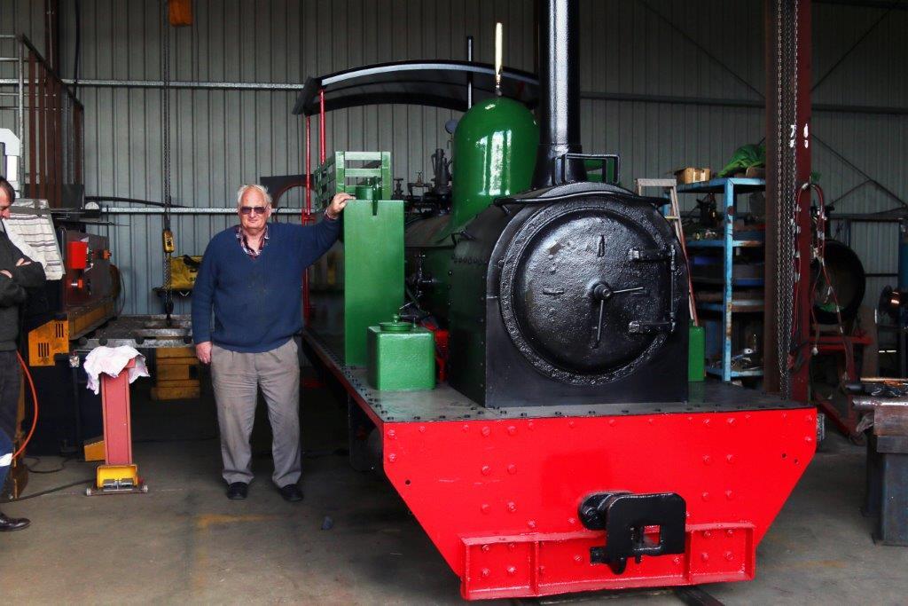 2015-2485: Locomotive Restored