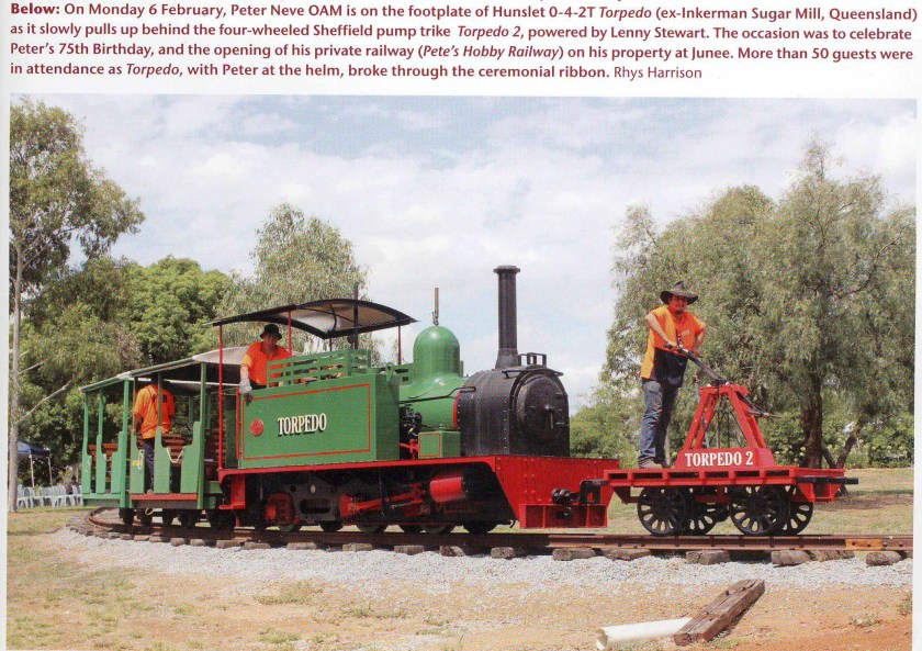 Page 55, March 2017 Railway Digest