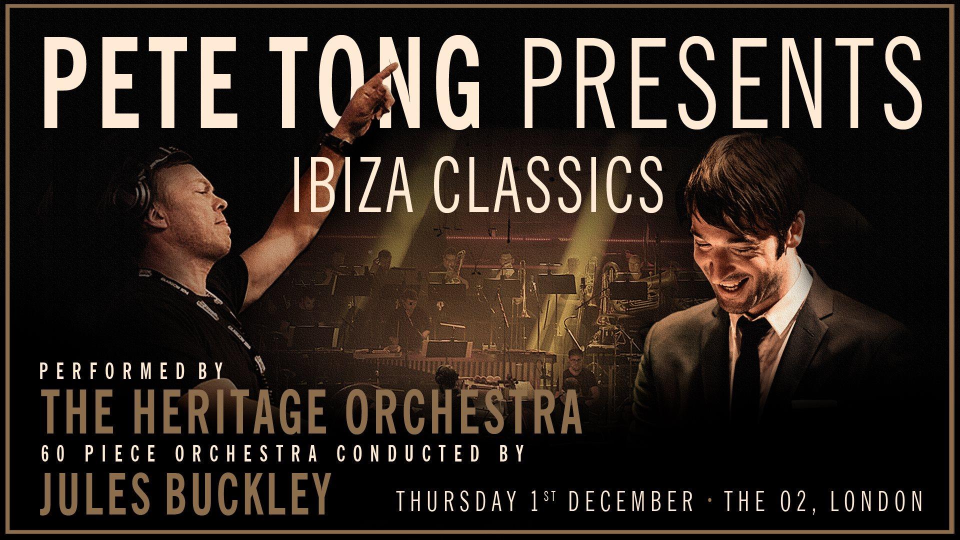 Pete Tong set to release 'Ibiza Classics' album ile ilgili görsel sonucu