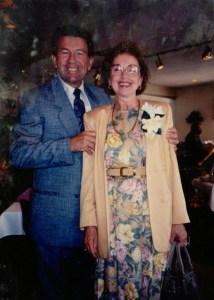 Bert Sr. and Edna Martin