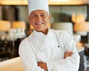 Picture of a chef