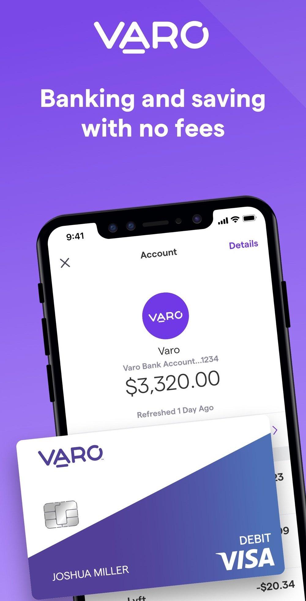 Varo app