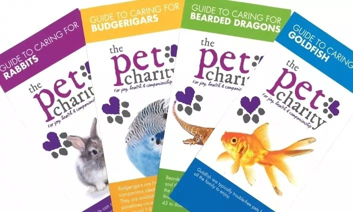 The Pet Charity Care Leaflets Now Available Via Pedigree