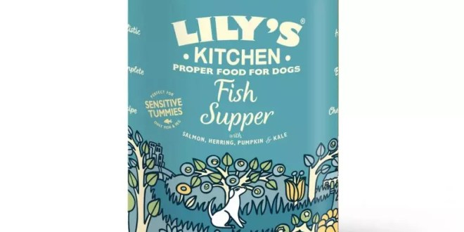 Lilys kitchen, dogs
