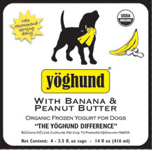 TBD Brands, LLC Initiates Voluntary Recall of One Flavor of Organic Frozen Yogurt Dog Treat due to Potential Salmonella Contamination