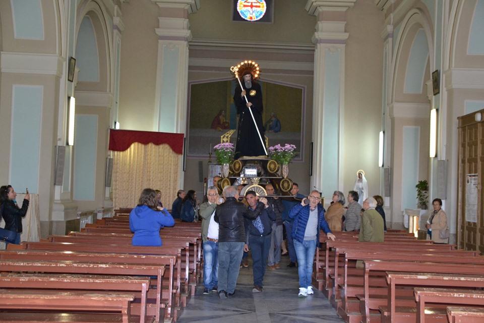 Inizia il periodo dedicato a San Francesco: oggi sarà traslata la statua a Foresta