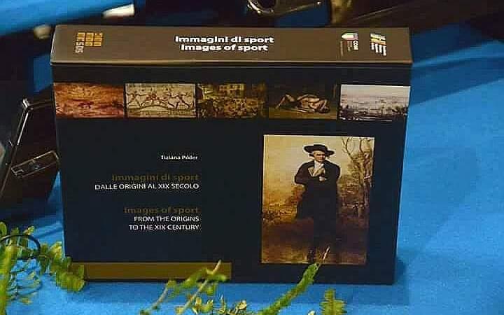 Le opere di due petiline su un libro edito dal Coni