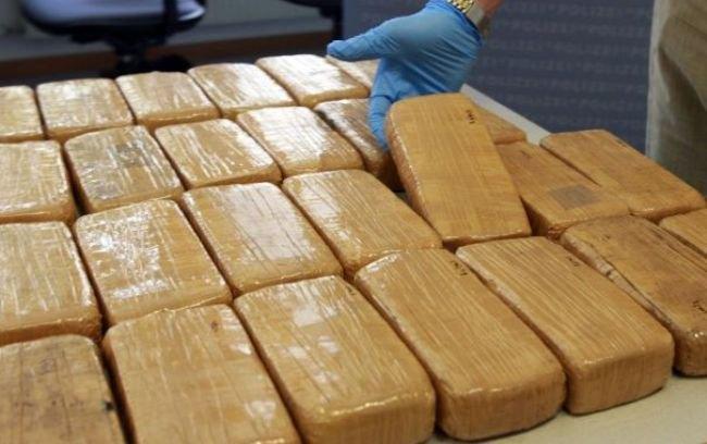 Sequestrati 25 kg di cocaina da GdF