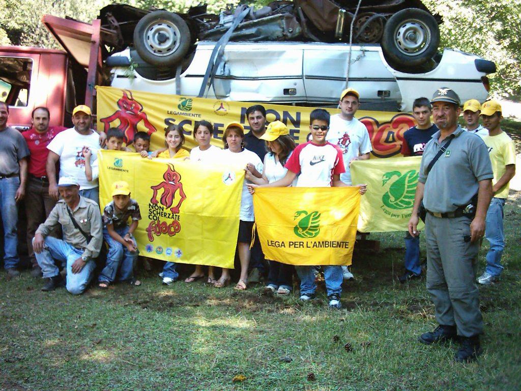 Denuncia del Presidente di Legambiente di Petilia: continua lo scempio del Parco Nazionale della Sila