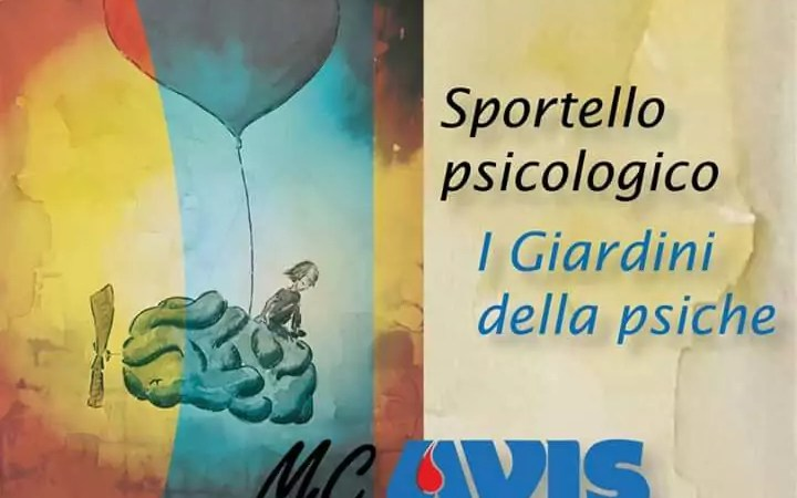 Apre a Petilia uno sportello psicologico presso la sede Avis