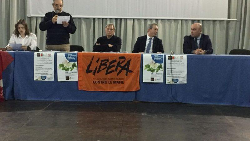 Don Ciotti a Crotone per i 100 passi verso il 21 marzo