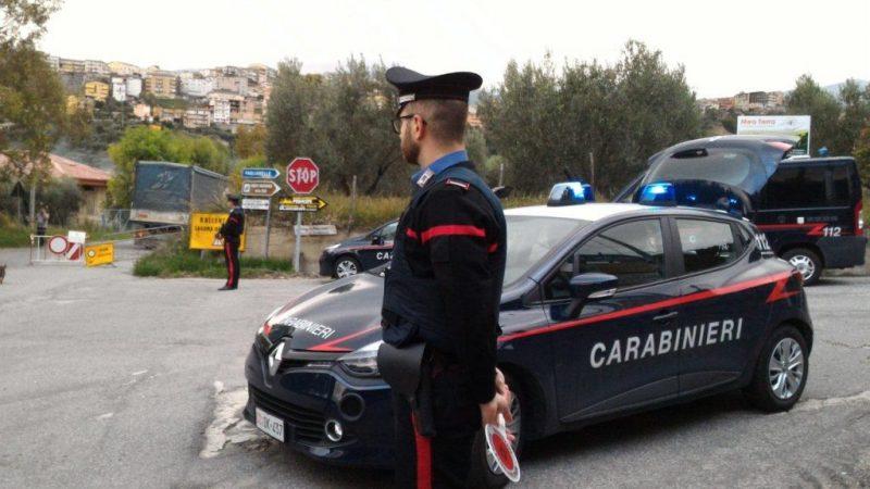 A Santa Severina denunciato dai Carabinieri un uomo per raccolta e trasporto di rifiuti pericolosi