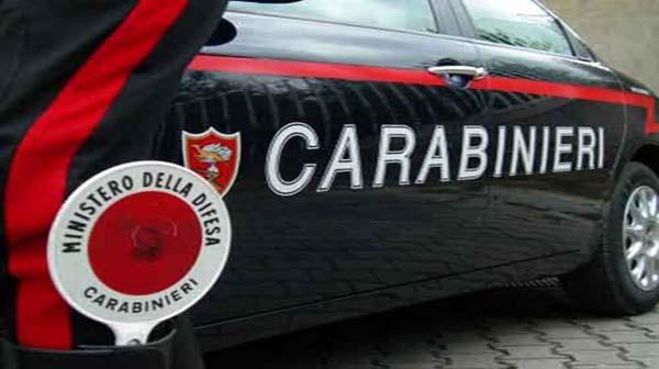 I carabinieri sventano furto nella scuola media di Petilia