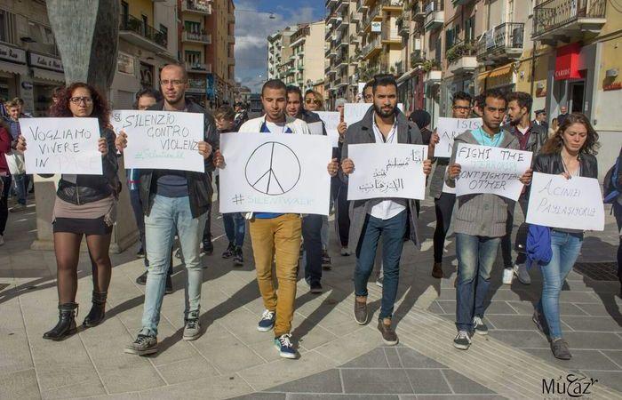 Giovani universitari cattolici e mussulmani insieme contro il terrorismo a Cosenza