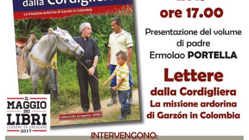 Domani presentazione del libro di padre Portella, sarà presente il Superiore degli ardorini padre Salvatore Cimino