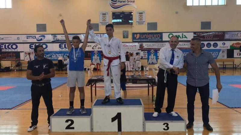 Taekwondo Petilia: pioggia di medaglie per i suoi allievi