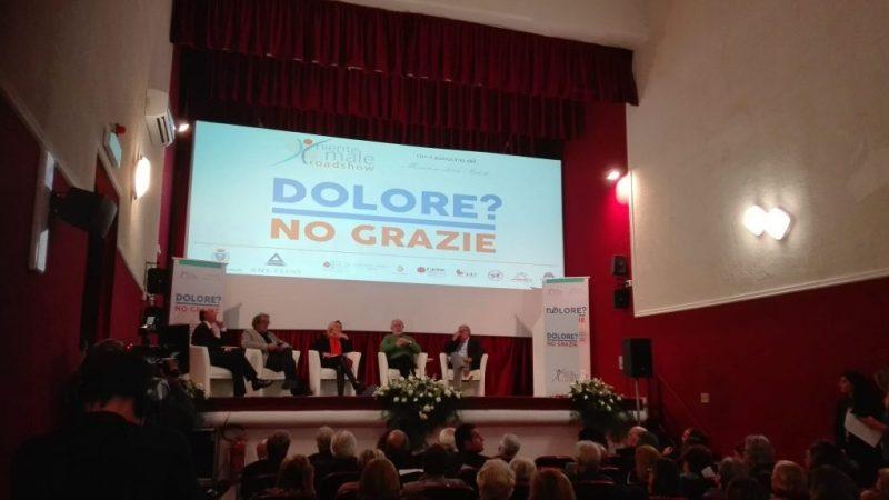 Terapia del dolore, convegno nazionale a Crotone