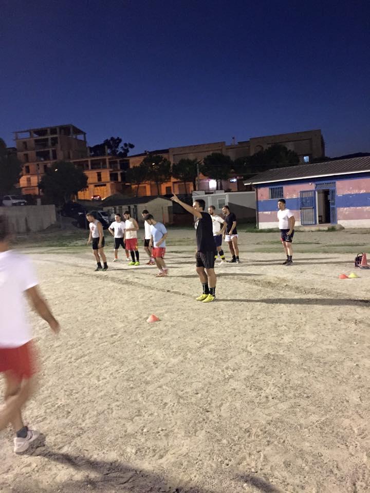 Iniziata la preparazione dell'Asd Nuova Petilia per il prossimo campionato di Seconda Categoria