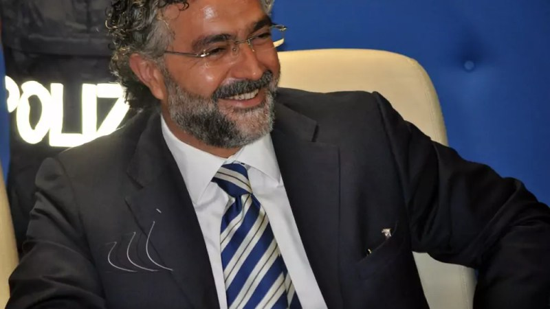 Renato Cortese incontra San Mauro.