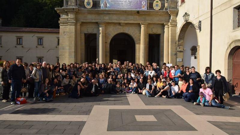 Conclusi i festeggiamenti per San Francesco con l'accompagnamento della reliquia a Paola
